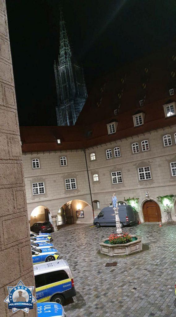 """""""Grüße aus der Nachtschicht in Ulm!"""""""