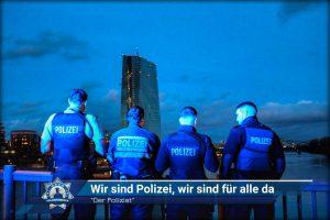 """""""Der Polizist"""": Wir sind Polizei, wir sind für alle da"""