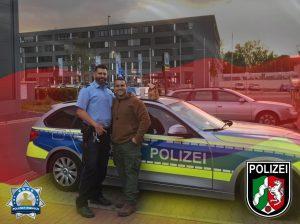 Deutsch-Amerikanische Freundschaft: Kollegen besuchen sich gegenseitig