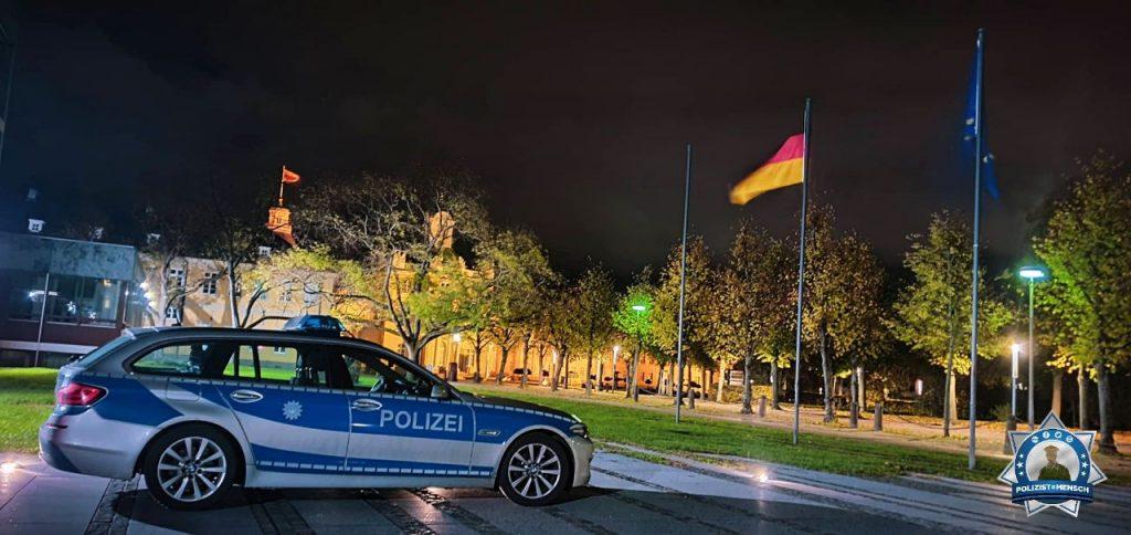 """""""Grüße von der Nachtschicht aus Karlsruhe, Nico"""""""