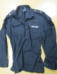 """Ich wär' so gerne Polizist: Echte Polizisten schnappen falschen """"Kollegen"""""""