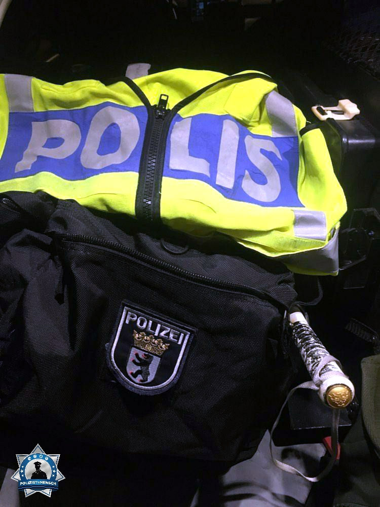 """Swedish police is working nightshift tonight. Greetings, Björn"""