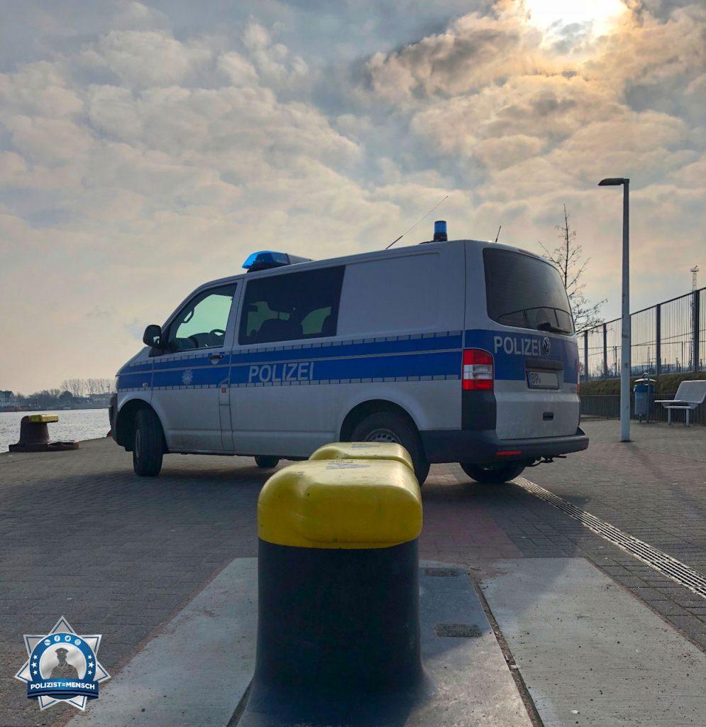 """""""Viele Grüße von der Ostsee, Micha von der Bundespolizei"""""""