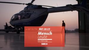 TV-Tipp: Der Heli-Cop - Auf Streife im Polizeihubschrauber