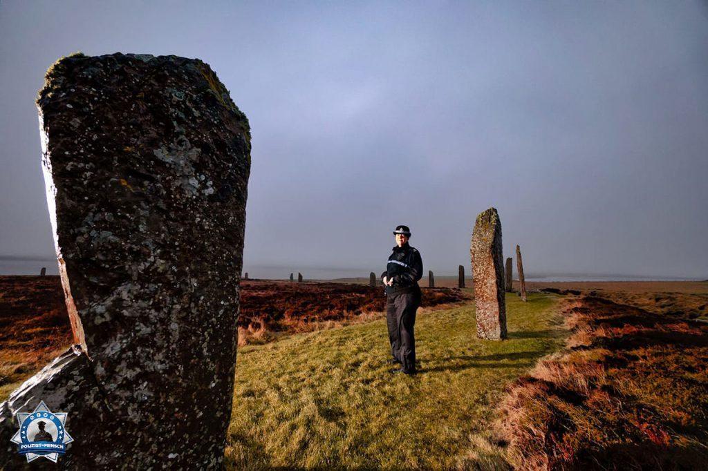 Als Deutsche seit 10 Jahren schottische Polizistin