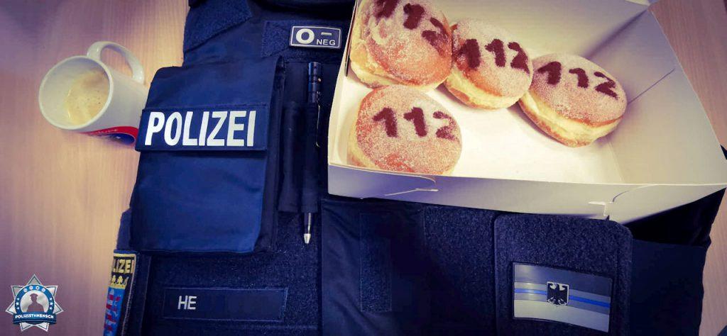 """""""Heute ist europäischer Tag des Notrufs 112. Einfach lecker 😍 Axel"""""""