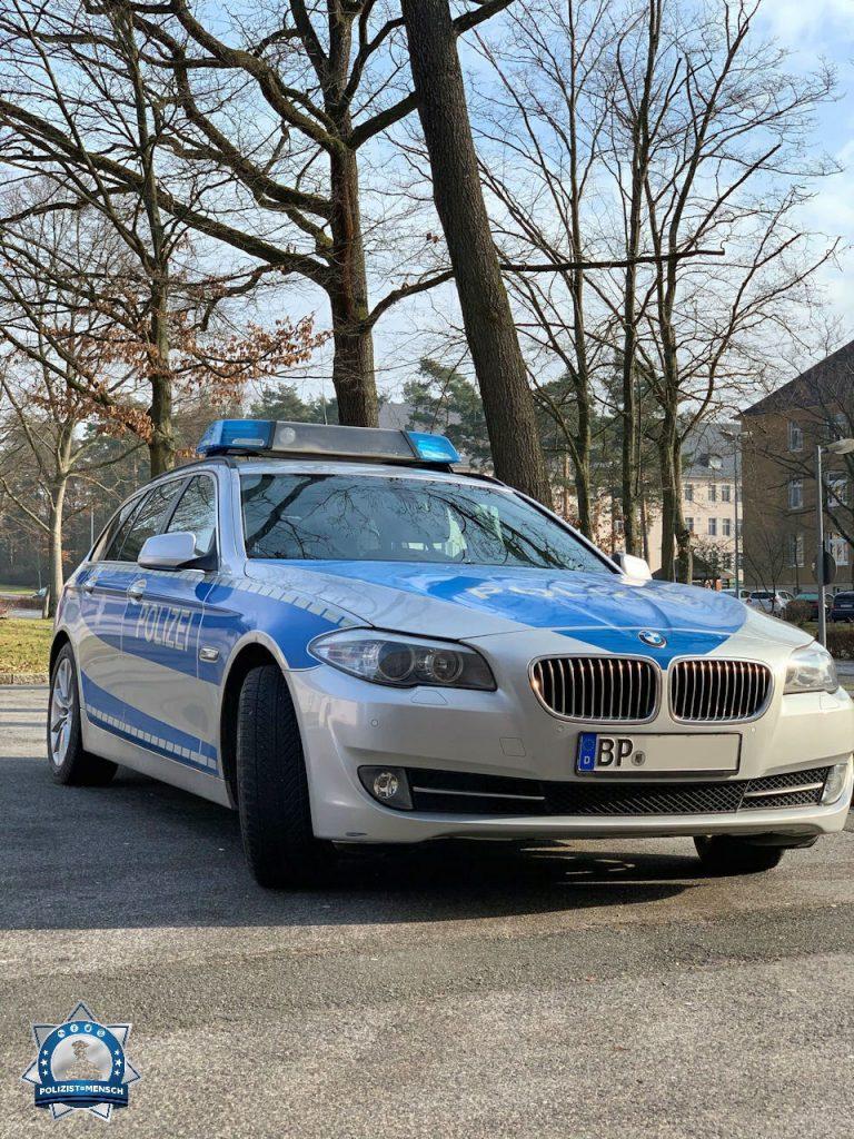 """""""Liebe Grüße aus dem wunderschönen Aus- und Fortbildungszentrum der Bundespolizei in Bamberg 😊 Julian"""""""