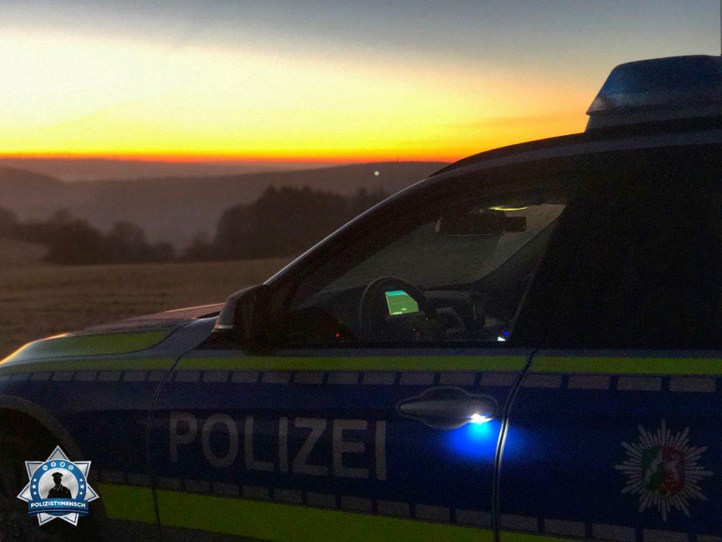"""""""Guten Morgen aus Lippe & eine angenehme Schicht für alle Kollegen! Kommt sicher nach Hause! CiVa"""""""