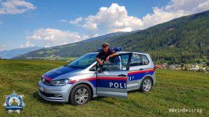 Alltagshelden der Coronakrise: Polizisten