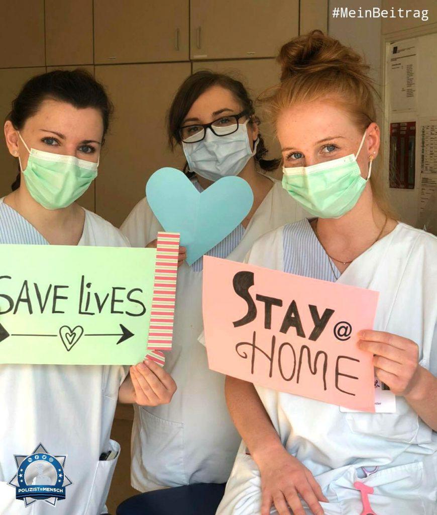 Alltagshelden der Coronakrise: Krankenschwester