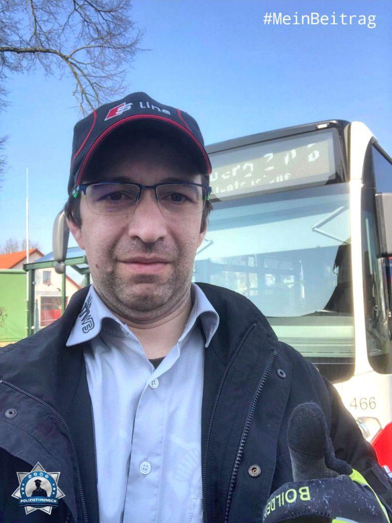 Alltagshelden der Coronakrise: Busfahrer