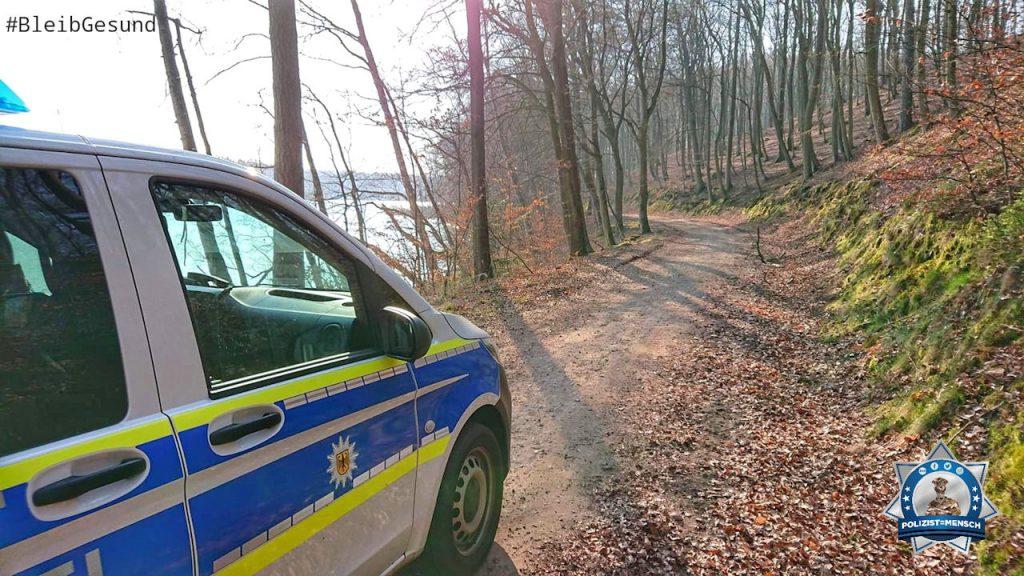 """""""Grüße vom Wolgastsee, Mecklenburg-Vorpommern. Kollegen, bleibt gesund."""""""