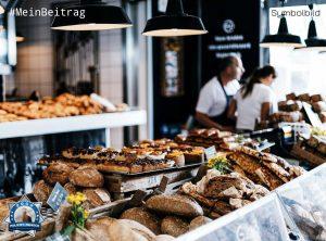 Alltagshelden der Coronakrise: Bäcker und Verkäuferin