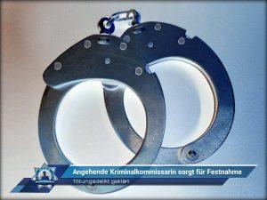 Tötungsdelikt geklärt: Angehende Kriminalkommissarin sorgt für Festnahme
