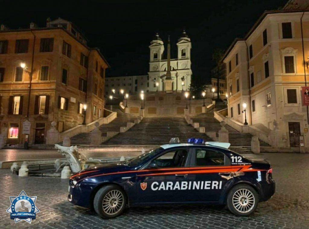 """""""Viele Grüße aus der Nachtschicht in Rom, Il Principe"""""""