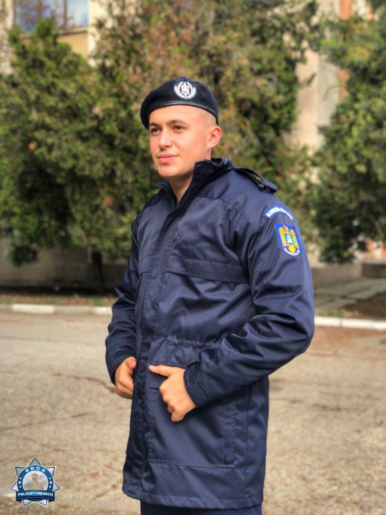 """""""Viele Grüße von der Polizeiakademie in Rumänien, Stefan"""""""