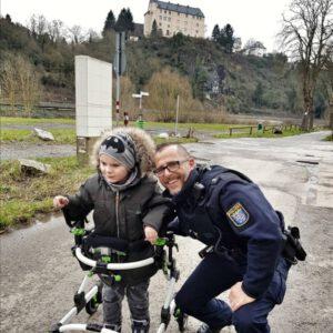 Spenden für Felix: Polizistenfamilie braucht eure Unterstützung