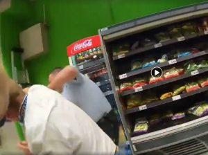 Streit um Maskenpflicht im Laden eskaliert: Zwei Polizisten schwer verletzt