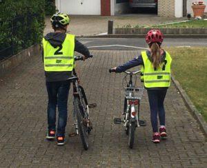 Sicherheit für unsere Kinder: Radfahrausbildung für Zuhause