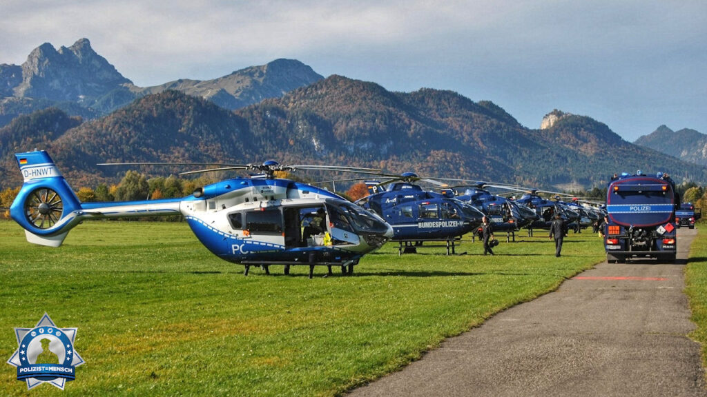 Unser Titelbild für Ende Juli kommt von Günter, der ein Flugtraining in den Alpen besuchen durfte.