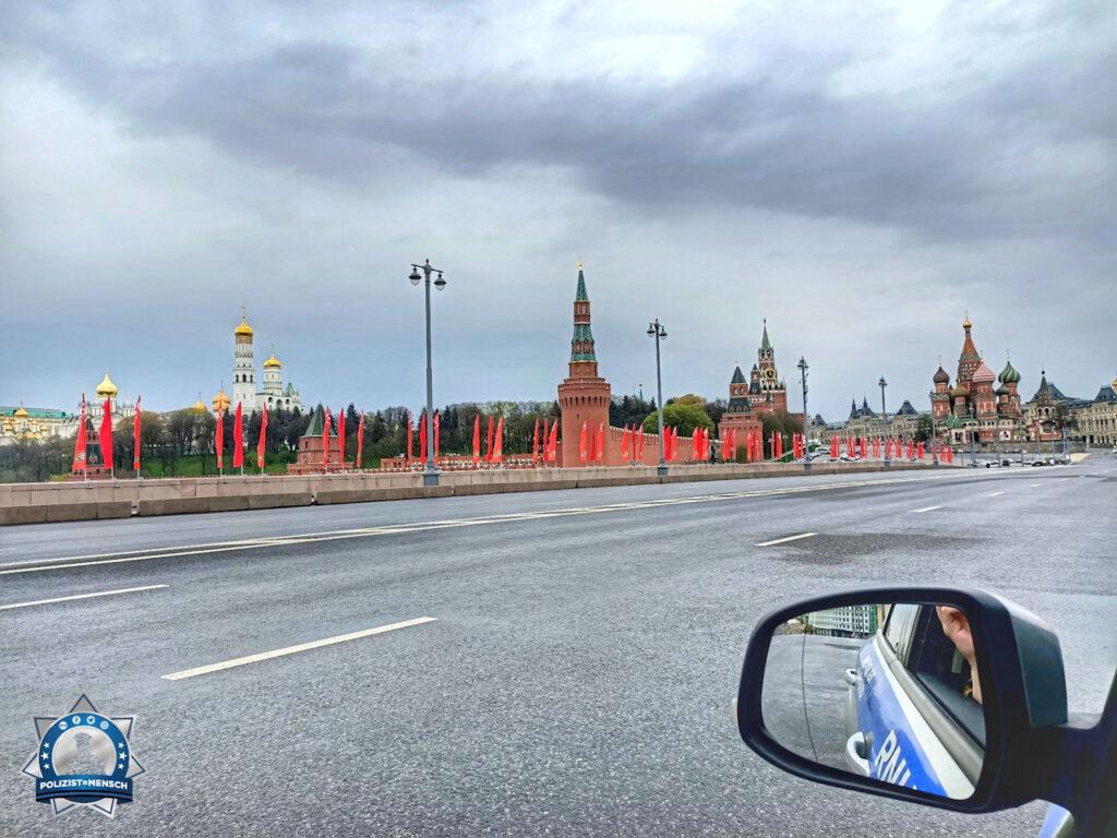"""""""Hallo aus Moskau von Artem."""""""