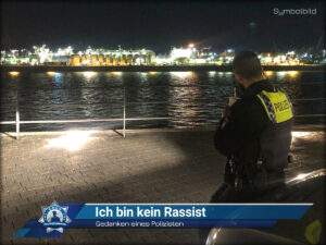 Gedanken eines Polizisten: Ich bin kein Rassist