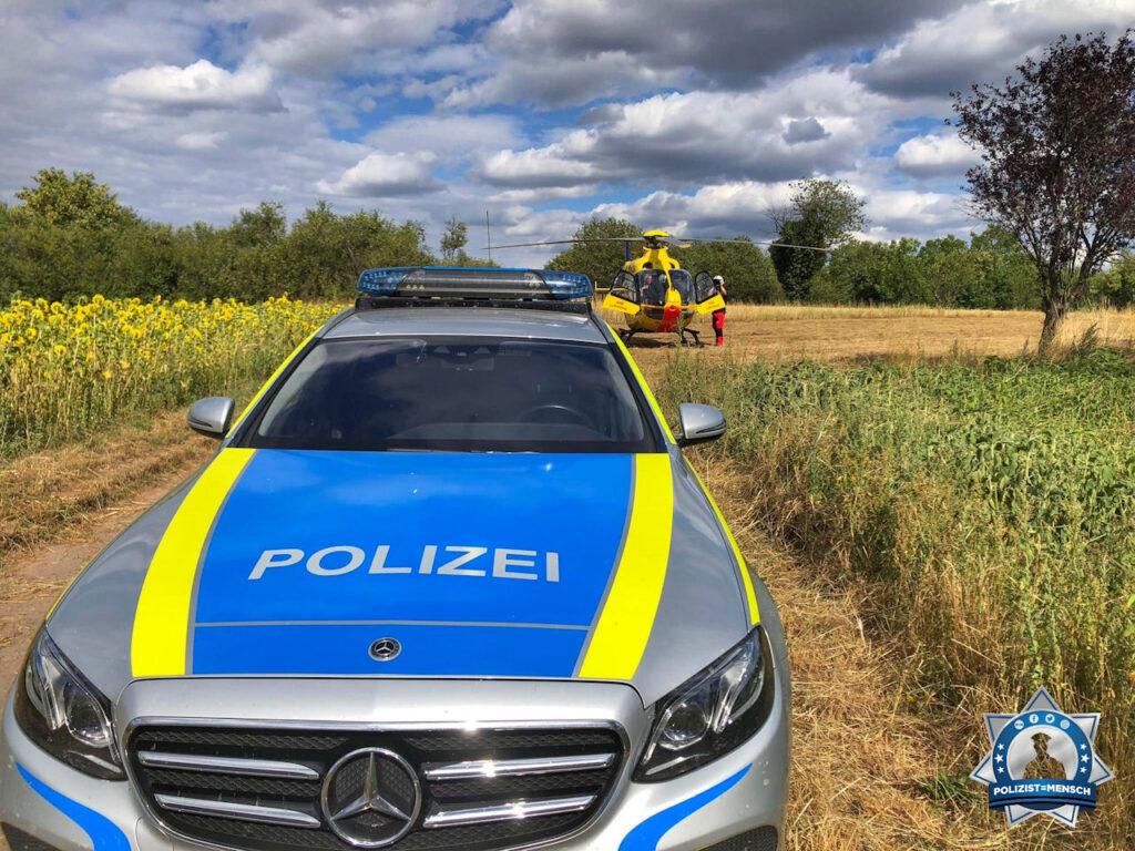 """""""Grüße von der Polizei Neunkirchen im Saarland."""""""