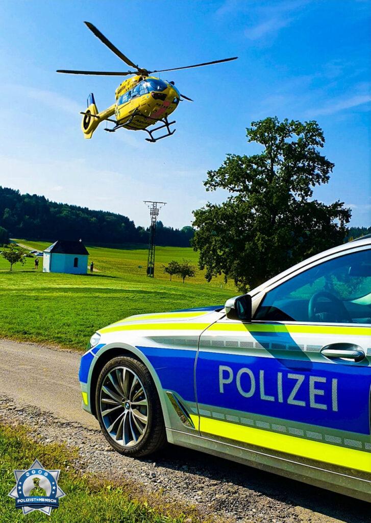 """""""Schöne Grüße aus dem Landkreis München, Johannes"""""""