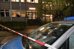 Linksextreme setzen auf Eskalation: Im Vorfeld der Räumung der Liebigstr. 34 Anschlag auf Polizeiwache verübt
