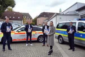 Kooperation zwischen Deutschem Roten Kreuz und Polizei: Gemeinsam gegen den Trickbetrug
