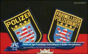 """""""Wertschätzung sieht anders aus"""": Streit um den Freiwilligen Polizeidienst in Baden-Württemberg"""