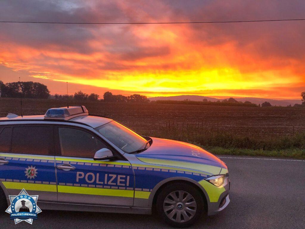 """""""Ein wunderschöner Start in den heutigen Tag! Liebe Grüße von den Frühdienstlern aus Menden (Sauerland). ☀️"""""""