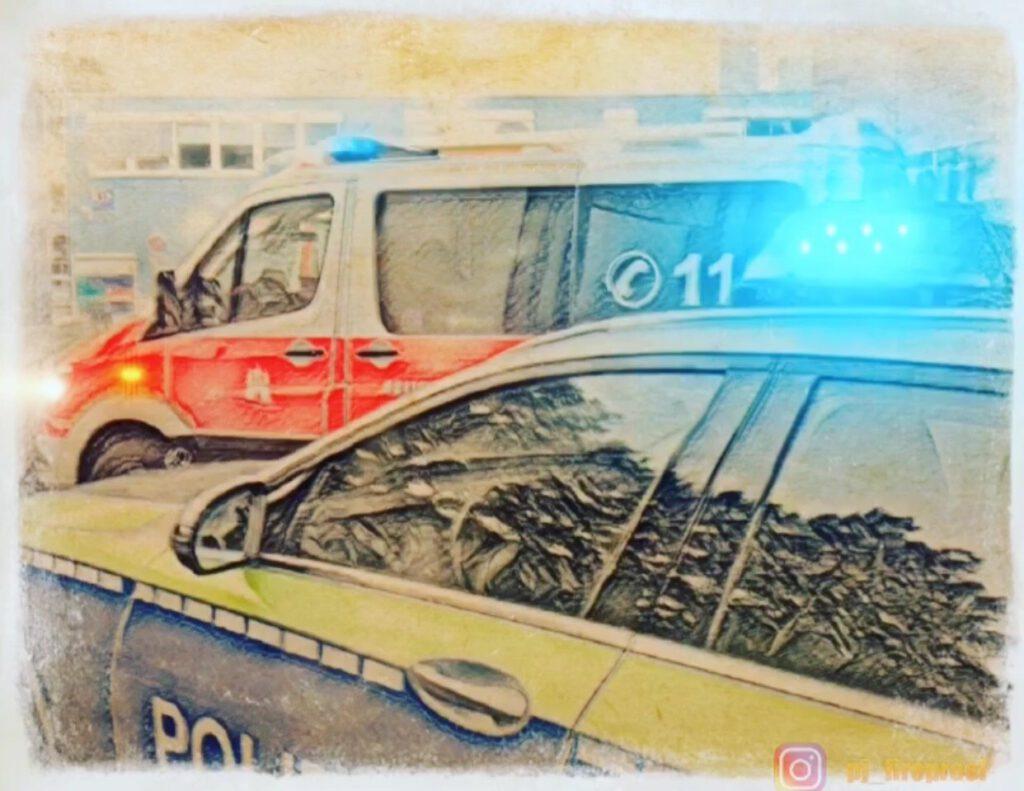"""""""Ich bin Dankbar für jede Polizistin und jeden Polizist. Es ist immer eine sehr angenehme Zusammenarbeit. Danke Polizei, dass Ihr da seid und euren Job (fast 😅 Spaß ) genau so gut macht , wie wir von der Feuerwehr. Ihr seid alle super. Lieben Gruß, Patric"""""""