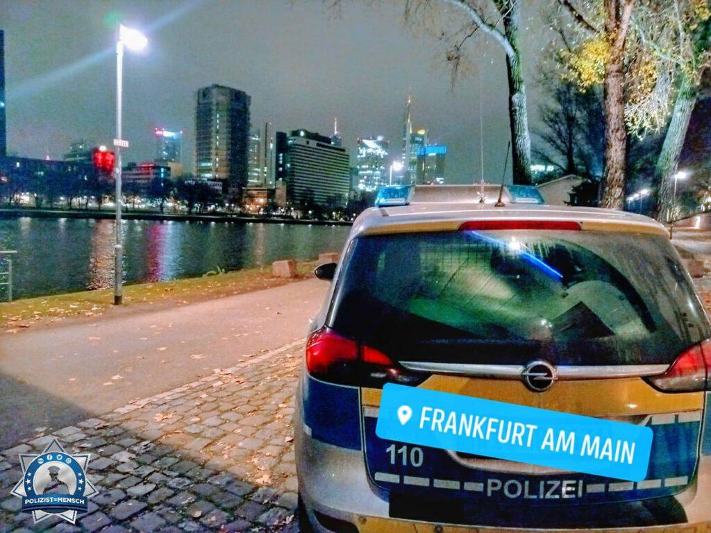 """""""Angenehmen Nachtdienst euch allen und passt auf euch auf. Grüße aus Frankfurt, Max"""""""