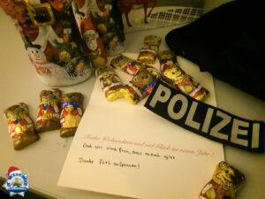 """""""Uns hat in Halle (Saale) eine tolle und weihnachtliche Überraschung sehr viel Freude bereitet"""""""