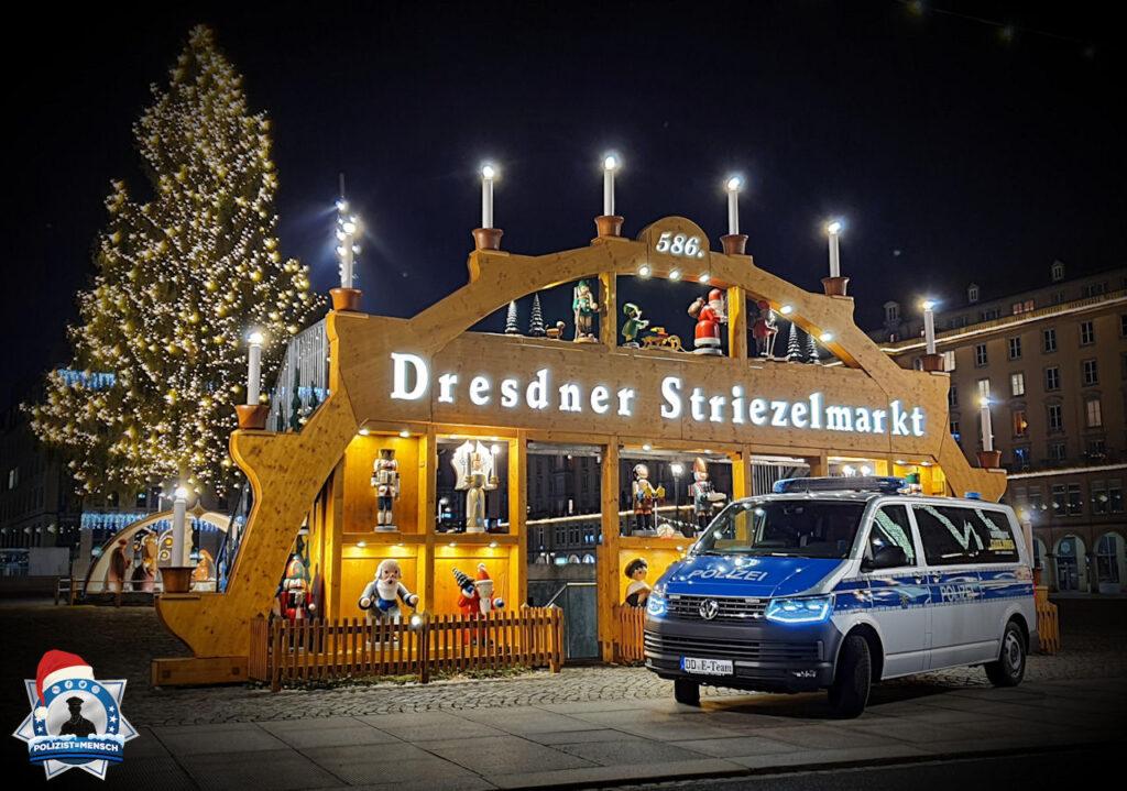 Weihnachtliche Grüße aus Dresden