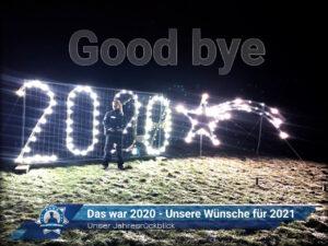 Unser Jahresrückblick: Das war 2020 – unsere Wünsche für 2021