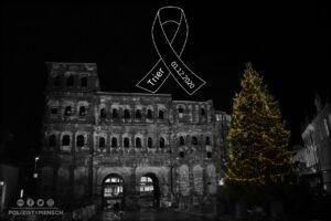 Mutmaßliche Amokfahrt in Trier: Vier Tote und 15 Verletzte