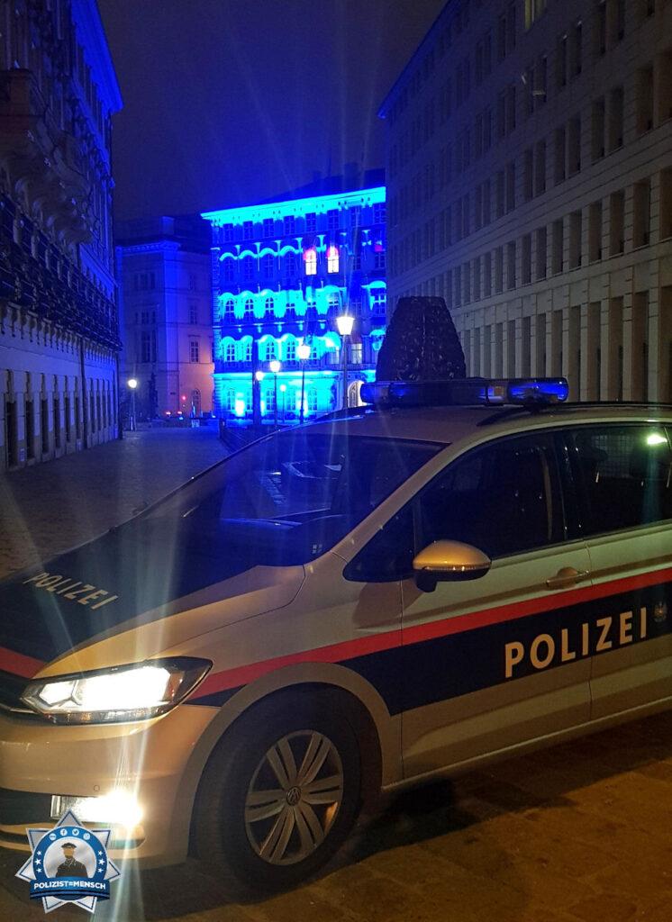 """""""Grüße vom Nachtdienst in der Wiener Innenstadt, Cornelia"""""""