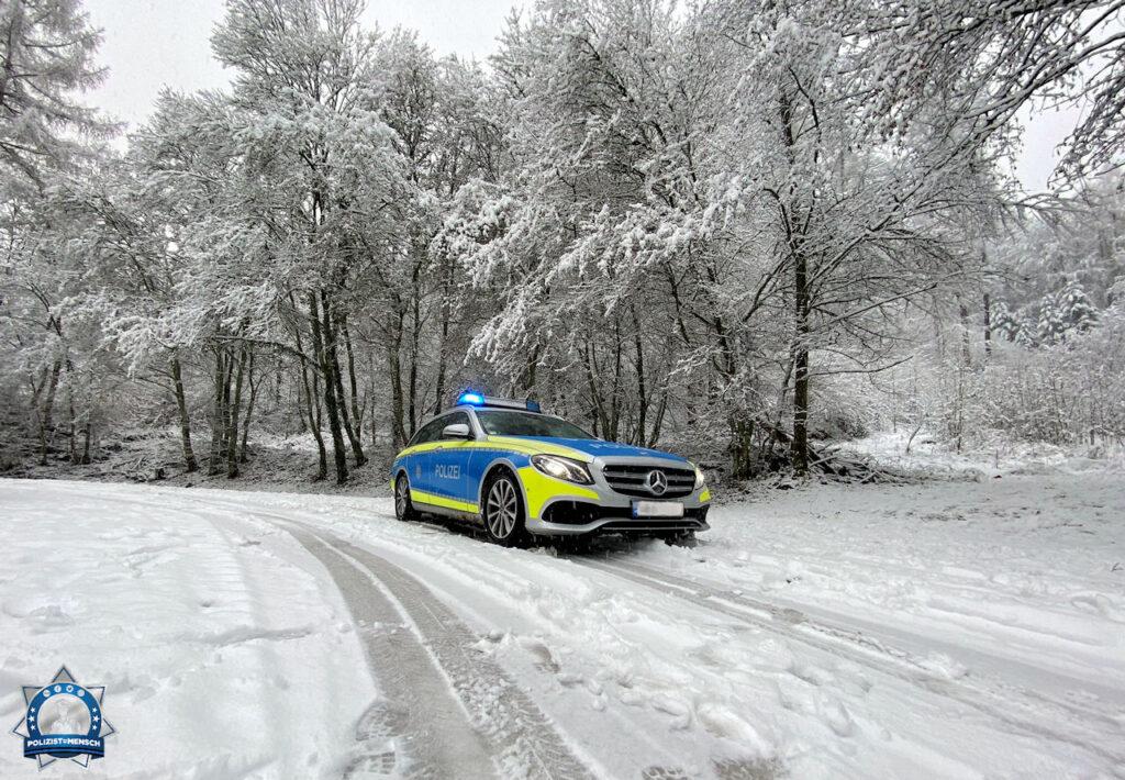 """Grüße aus dem Winterwonderland an der Bergstraße!"""