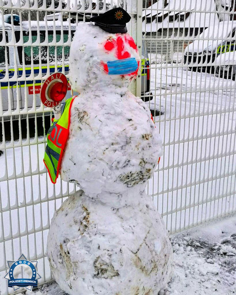 Den ersten Schnee mussten wir nutzen