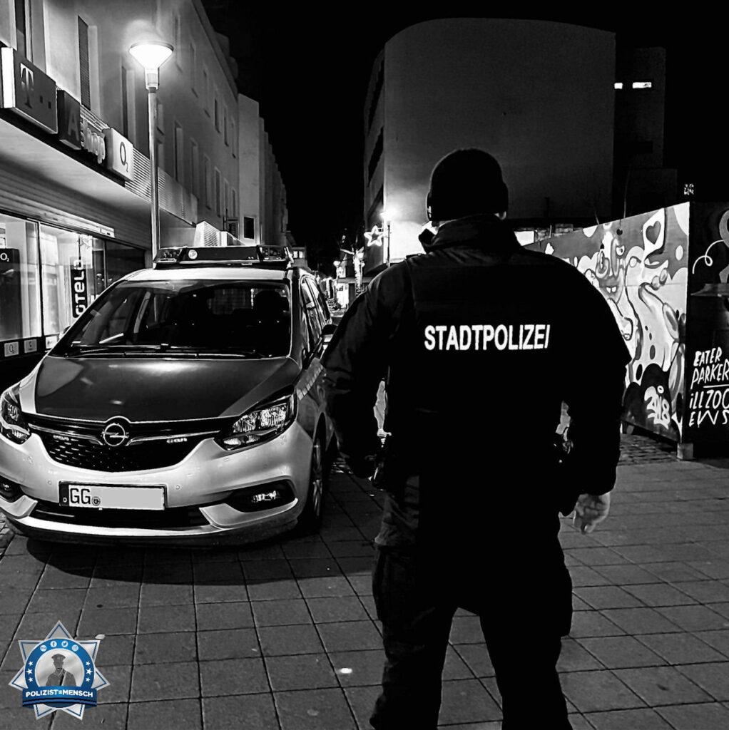 Stadtpolizei Rüsselsheim: Wir kontrollieren die Einhaltung der Coronaregeln