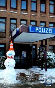 Diesen Schneemann feier ich richtig
