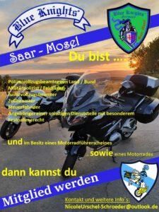 Vorstellung: Blue Knights Saar-Mosel
