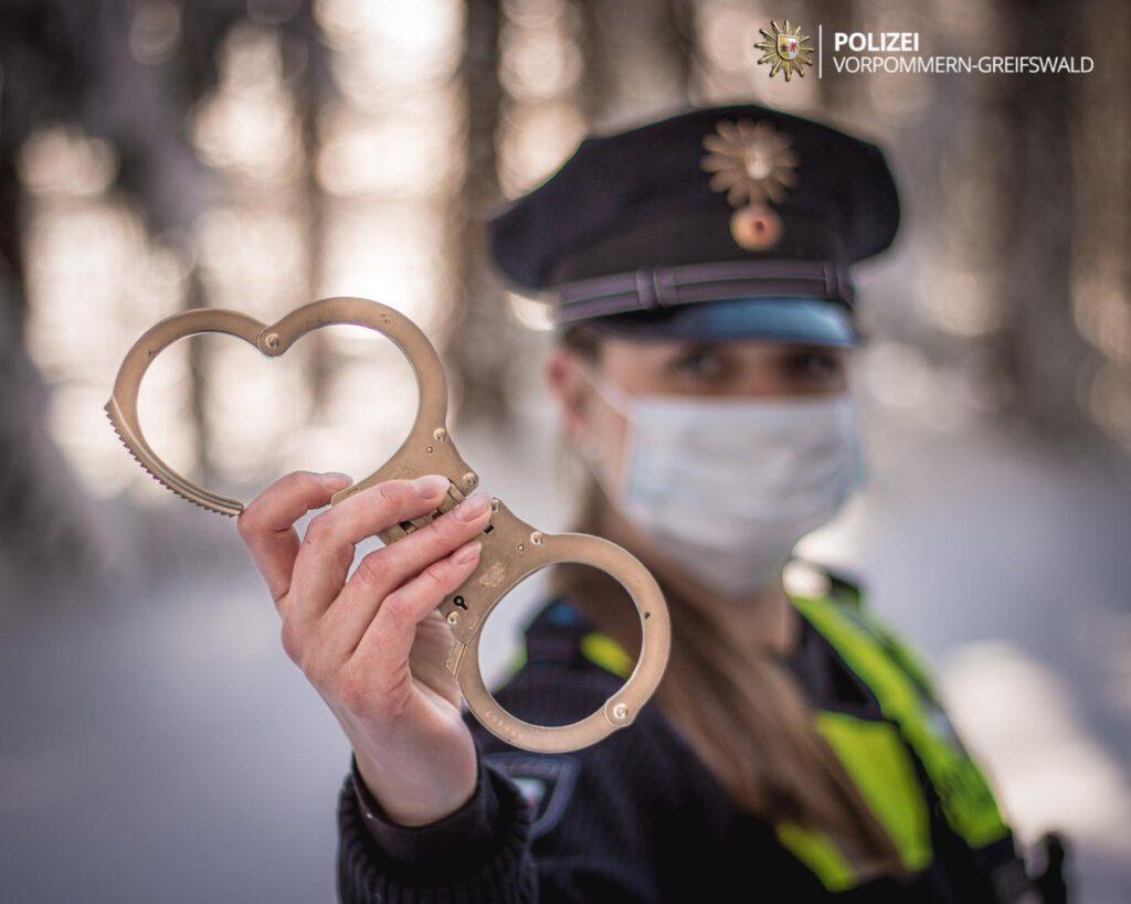 Zum Valentinstag den Liebsten fesseln?