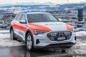 Elektromobilität: Stadtpolizei Zürich rüstet Flotte auf vollelektrische Patrouillenfahrzeuge um