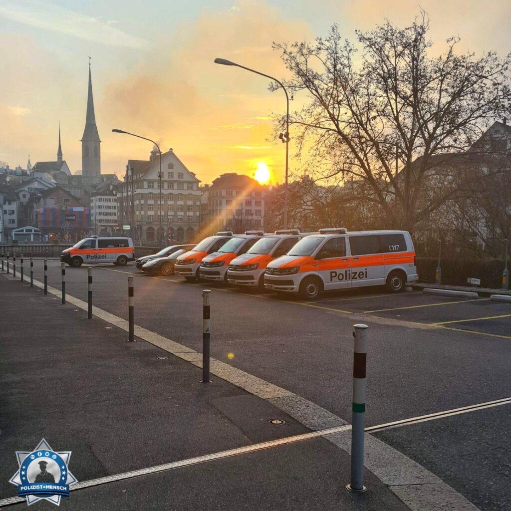 """""""Schöne Grüsse vom Sonntagsdienst aus Zürich, Madlaina"""""""
