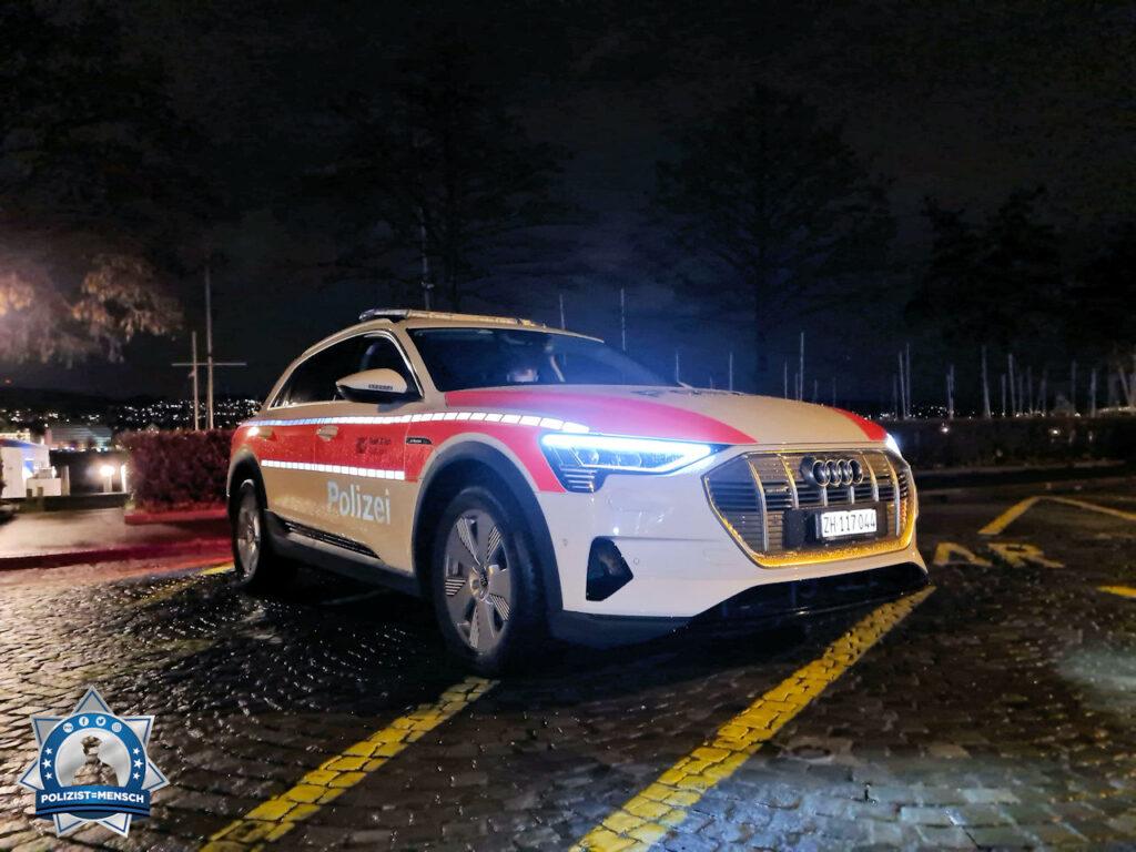 """""""Schöne Grüsse aus Zürich. Ich habe unseren neuen Audi e-Tron vor die Linse bekommen. 😊 Madlaina"""""""