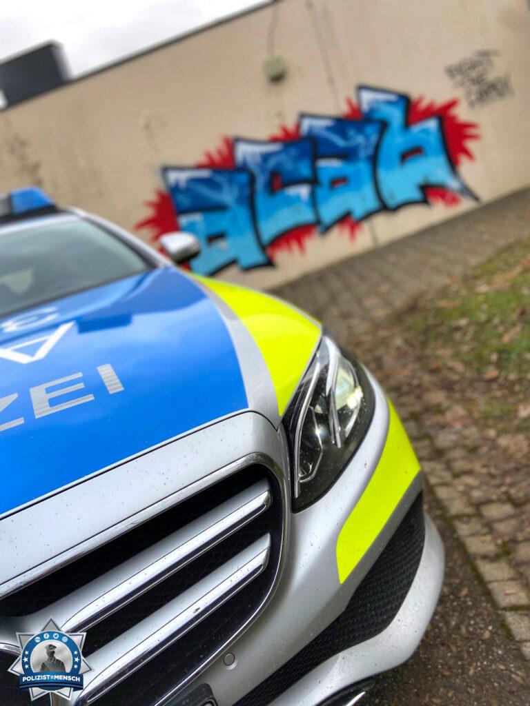 """""""Viele liebe Grüße aus dem Polizeirevier Schwäbisch Gmünd, Sergej und Tobi"""""""