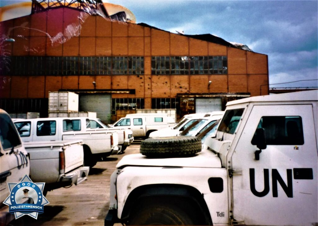 Rückblick: Einsatz in Sarajevo